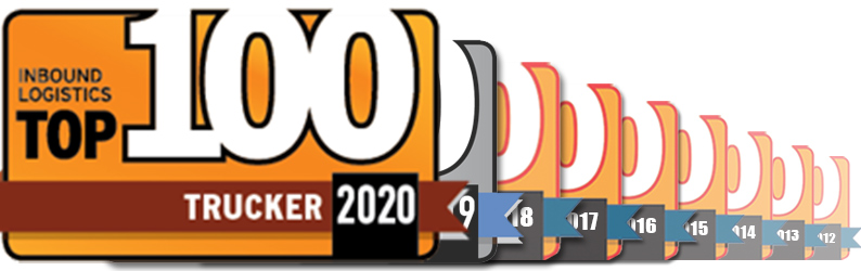 Top 100 Trucker awards